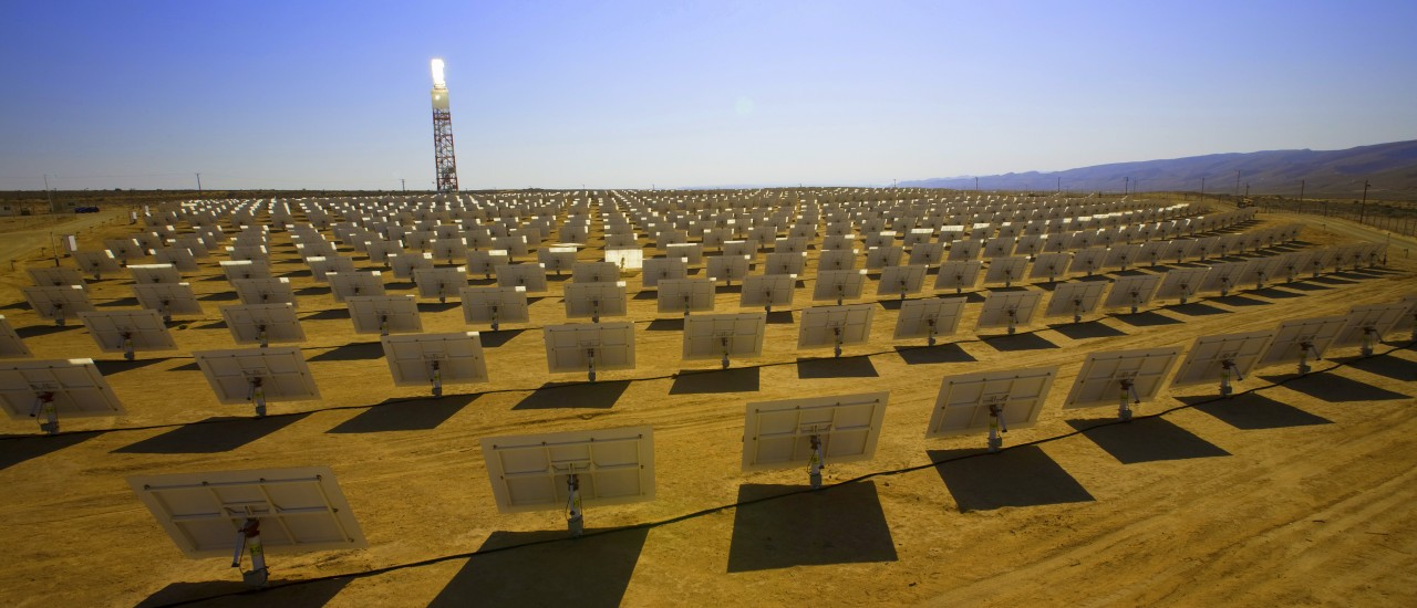 Kvaser's CAN interfaces at the heart of solar field communications