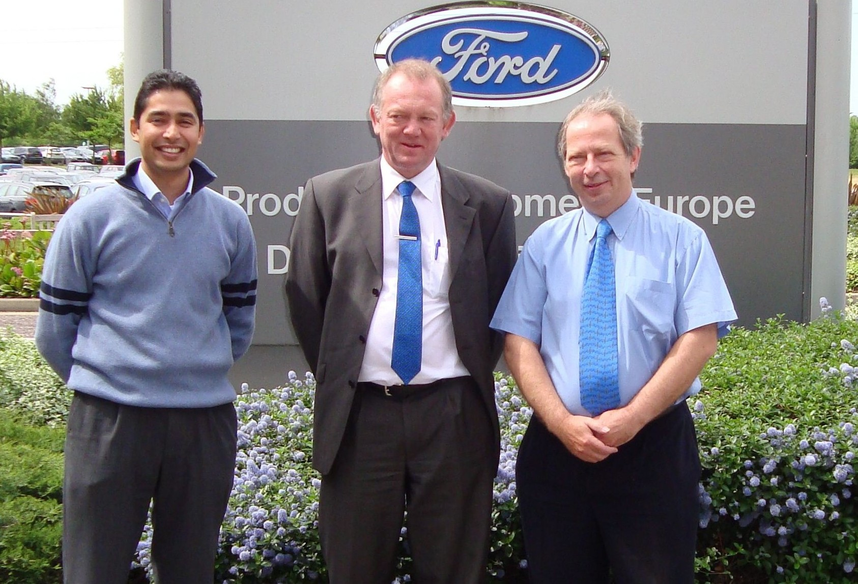 Ford Dunton uses Kvaser hardware in engine development