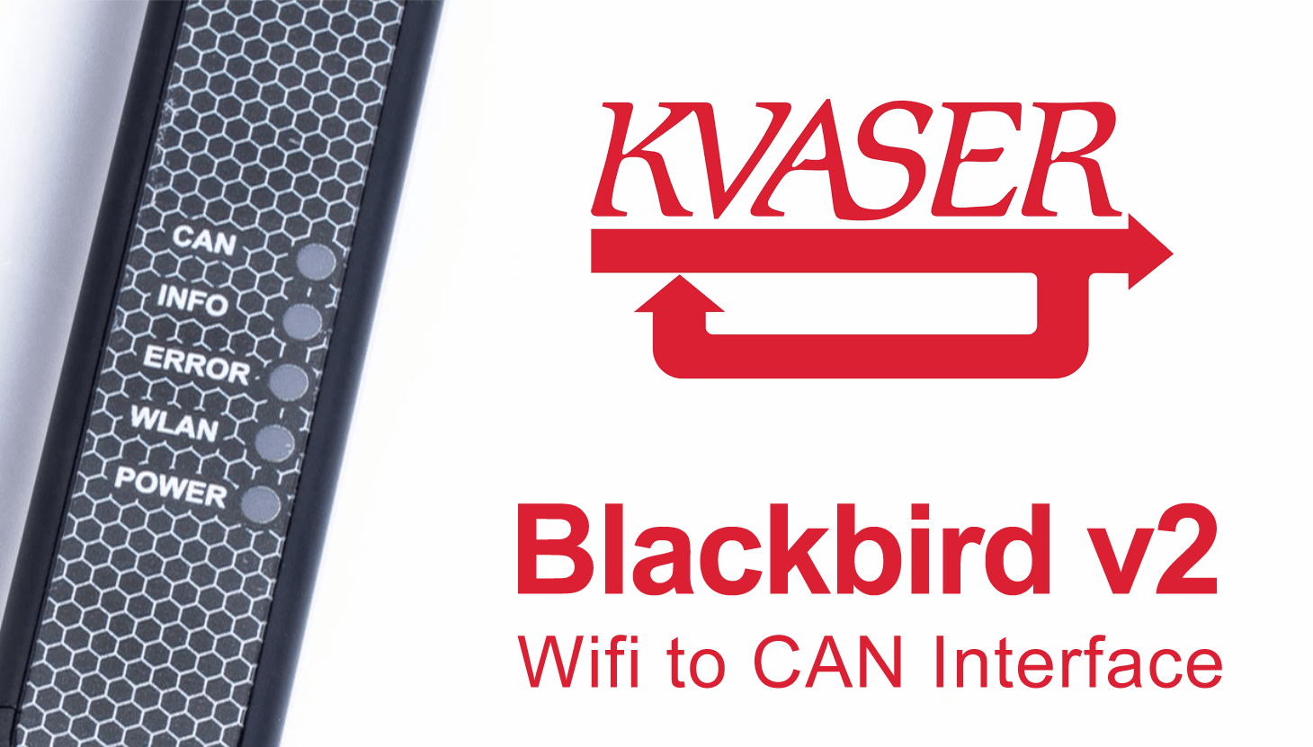 Blackbird v2 Introductory video is now online