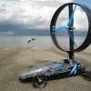 Kvaser Sponsors Chinook ETS Wind-Powered Car