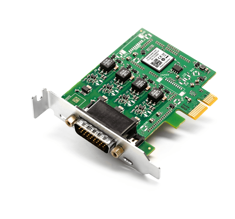 Kvaser launches four channel PCI Express to CAN card that is our fastest yet