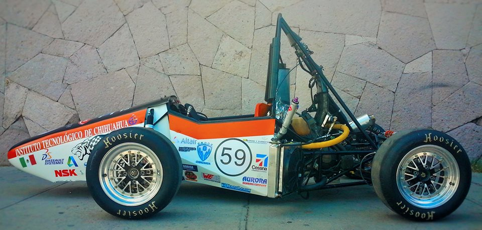 Formula SAE team transform data gathering with Kvaser interfaces