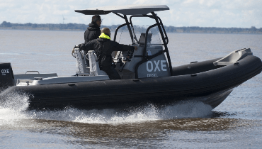 Kvaser data loggers used to develop first 200bhp diesel outboard motor