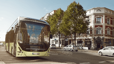 Kvaser's Memorator data logging systems are used to health check Nobina's electric bus fleet