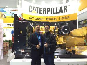 Caterpillar uses Kvaser Memorator Pro 2xHS v2 datalogger for machine demo