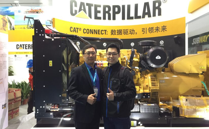 Caterpillar uses Kvaser Memorator Pro 2xHS v2 datalogger for machine demo