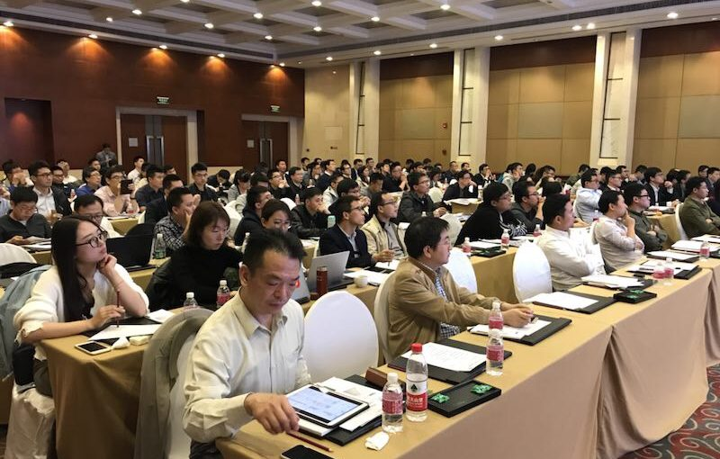 Chinese CAN FD seminar draws a big crowd!