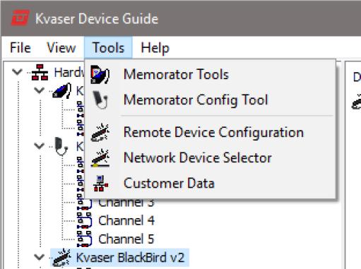Kvaser Device Guide - Kvaser