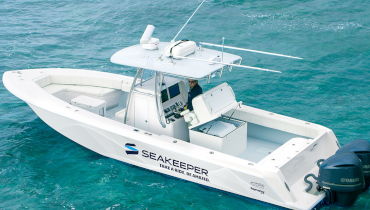 Calming the seas with Seakeeper and the power of CAN