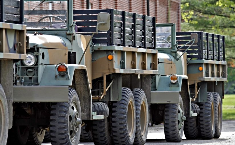 CAN Is a Smart Choice for Military Applications