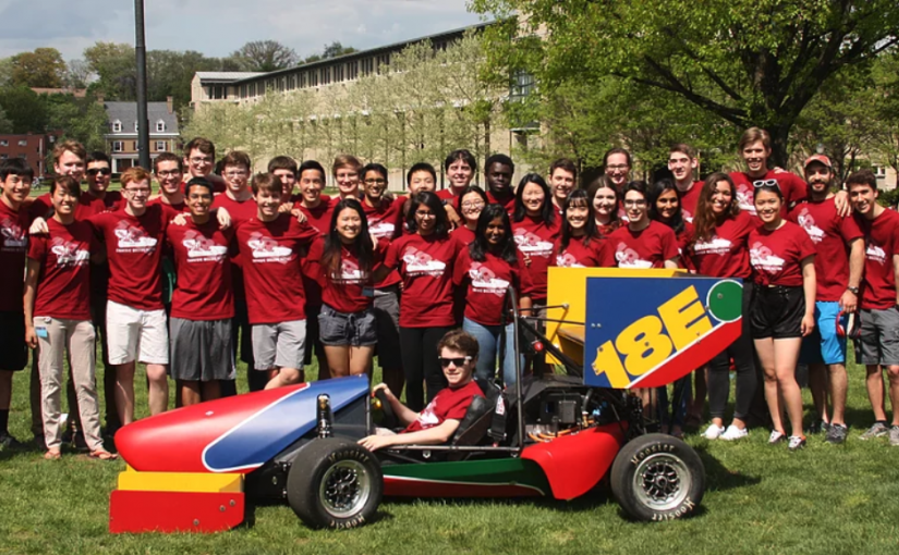 Kvaser-Sponsored Carnegie Mellon Racing Team Wins Big at Electric Car Competitions