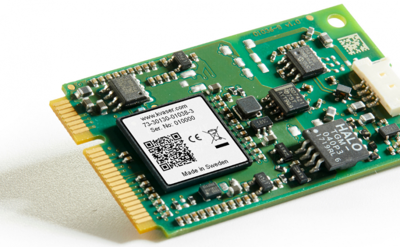 Product Release: New Mini PCI Express Boards for Real-Time CAN & CAN FD Performance
