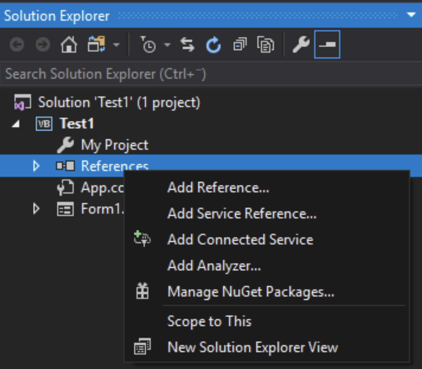 Using CANlib Visual Studio 2017 VB - Kvaser