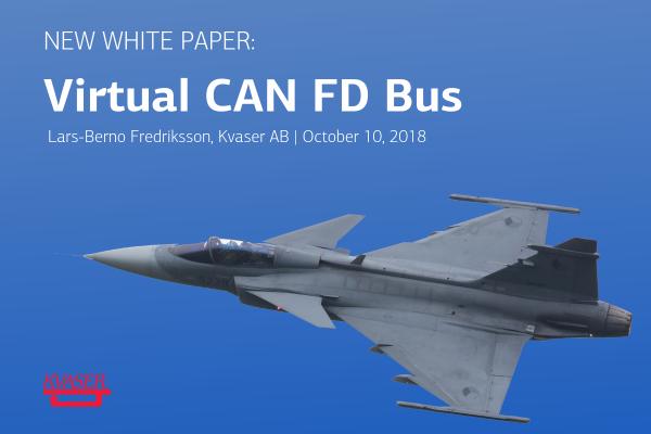 CAN FD - Kvaser