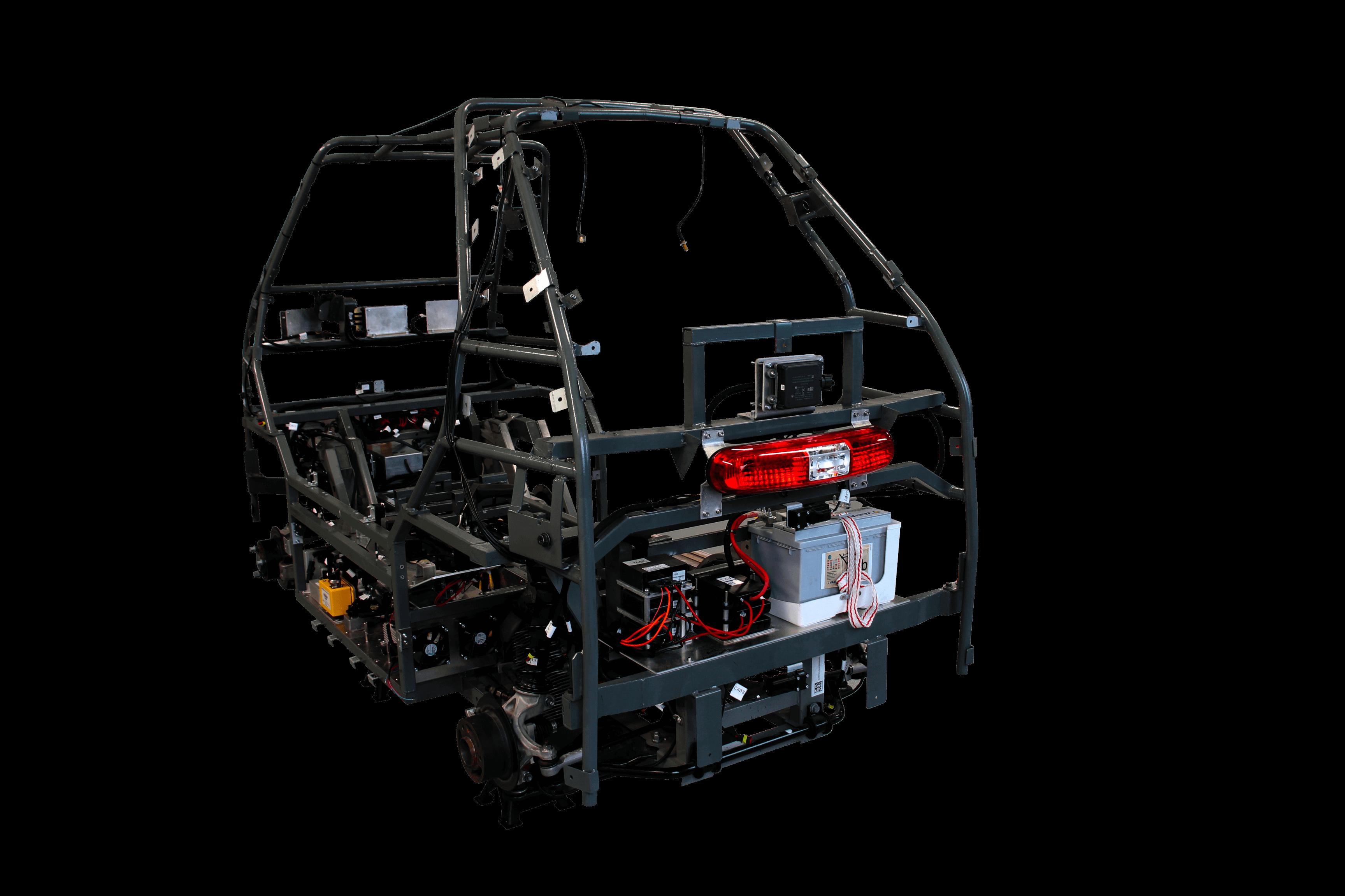 Faar commercialises robotic vehicle platform for testing