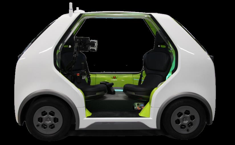 Faar commercialises robotic vehicle platform for testing autonomous technologies or services
