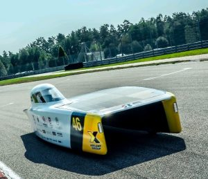 Kvaser helps Swedish university race contender on its solar travels