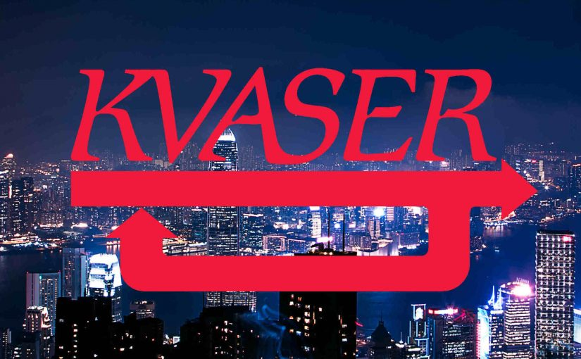 Kvaser opens Hong Kong office to support Asia Pacific network