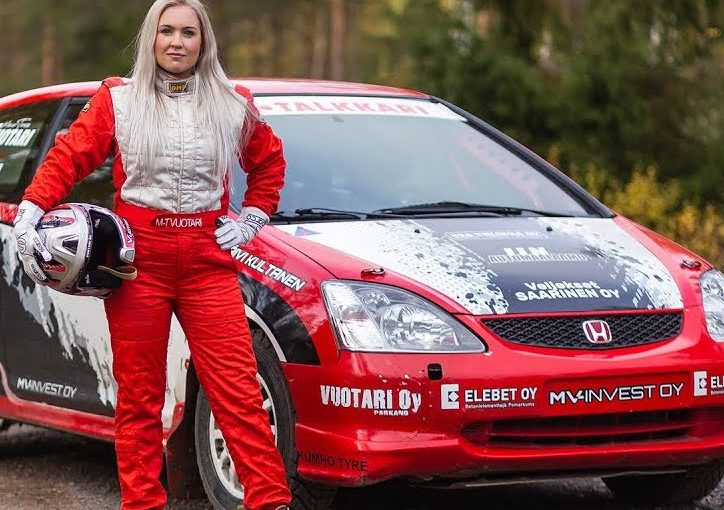 Finnish rally team use CAN data analysis to develop their race strategy